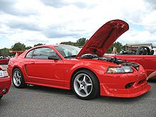 Mustang Paint Code