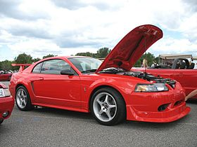 2000 Svt Mustang Cobra R