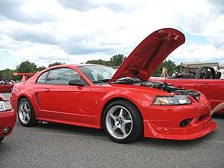 Saleen Mystic Cobra Show Car