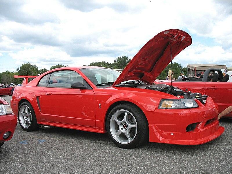 File:Ford Mustang SVT Cobra.jpg