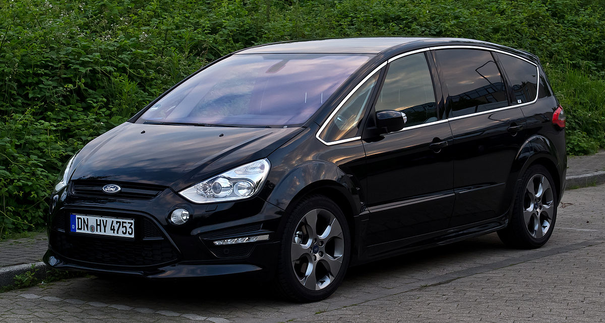 ford s max wikip dia a enciclop dia livre. Black Bedroom Furniture Sets. Home Design Ideas