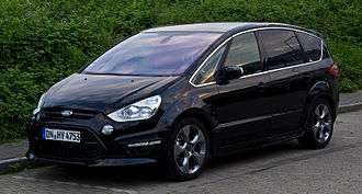 Ford S-Max - Ford S-Max Titanium S (facelift)