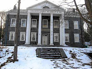 Haddam Center Historic District United States historic place