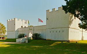 Eshowe - Fort Nonquai in Eshowe