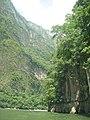 Foto en el Cañon del Sumidero, Chiapas. - panoramio.jpg