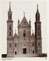 Fotografi av Il Duomo. Neapel, Italien - Hallwylska museet - 106840.tif
