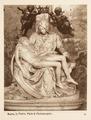 Fotografi från Rom. Pieta - Hallwylska museet - 104647.tif