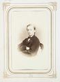 Fotografiporträtt på Adolf Hök - Hallwylska museet - 107822.tif
