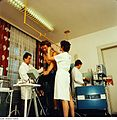 Fotothek df n-34 0000182 Medizinische Versorgung, Arbeitsschutzuntersuchung.jpg