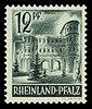 Fr. Zone Rheinland-Pfalz 1947 4 Porta Nigra, Trier.jpg