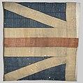 Fragment van een Engelse Unievlag, NG-MC-1889-83-11.jpg