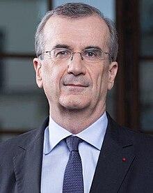 François Villeroy de Galhau en 2017.