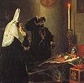 François de Borgia devant le cercueil d'Isabelle de Portugal (épouse de Charles Quint) Laurens Jean-Paul.jpg