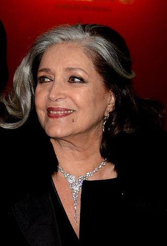 Françoise Fabian - Fabian in 2014
