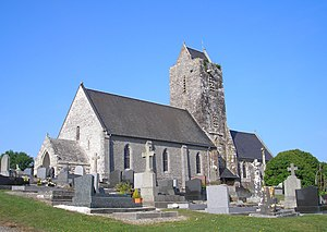 L'église Saint-Georges.