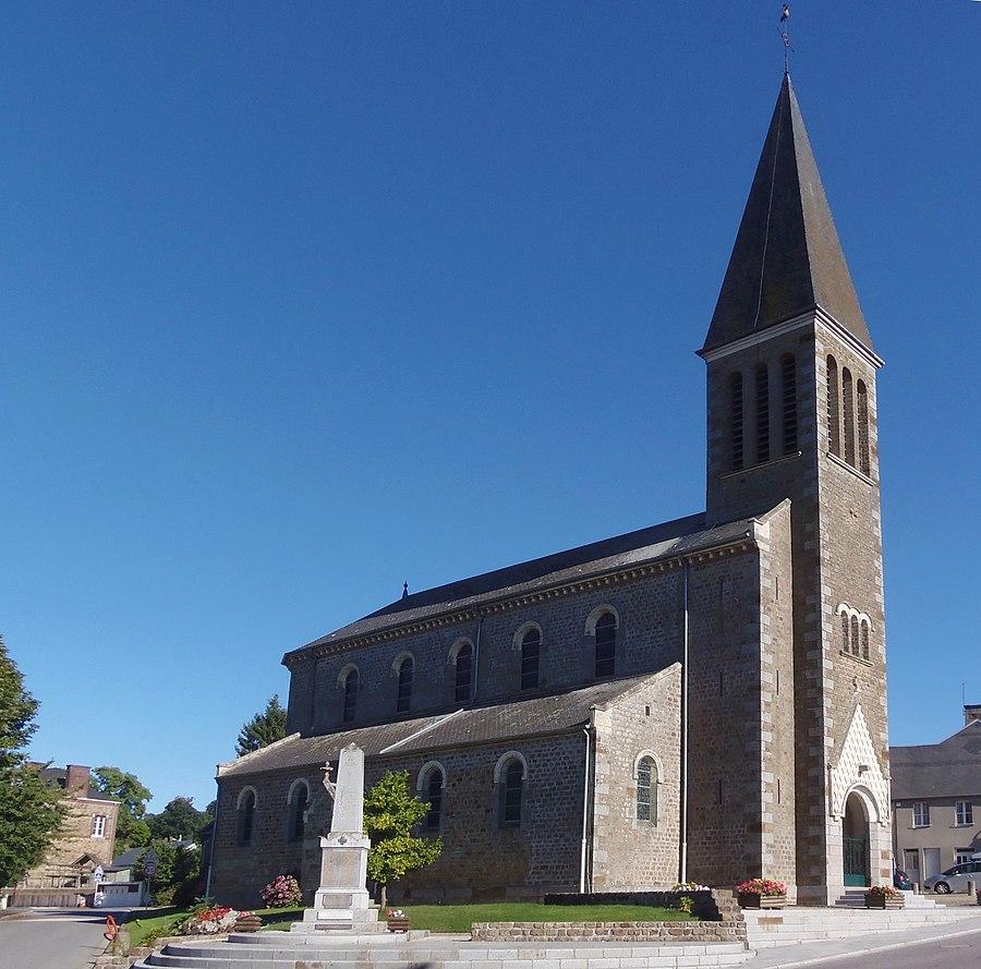 Montilly-sur-Noireau