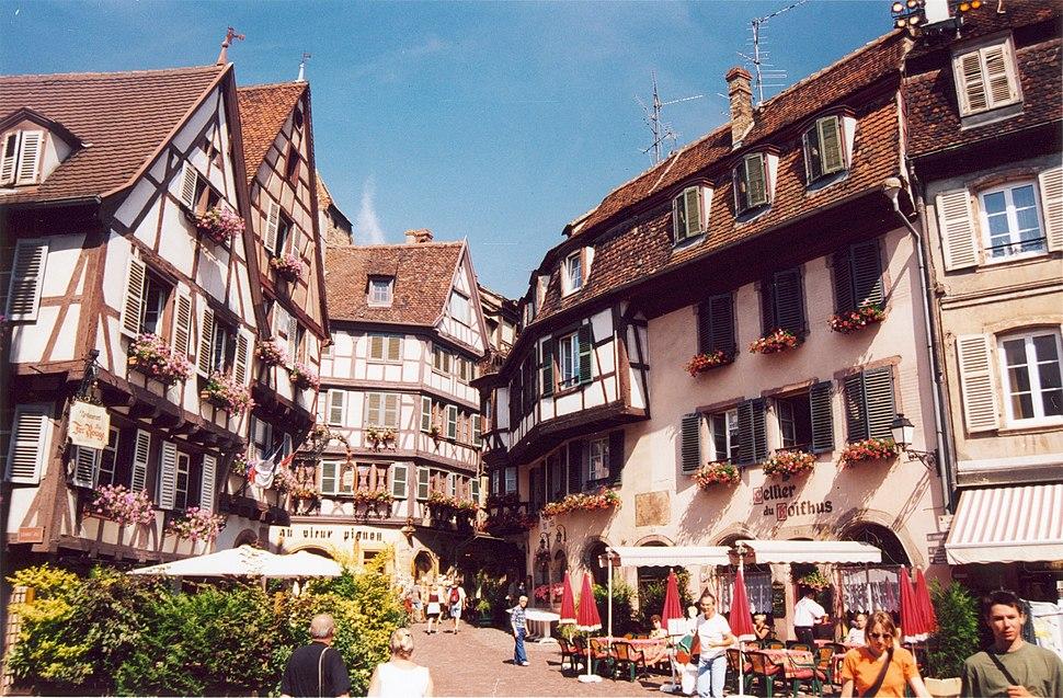 France Haut Rhin Colmar 01