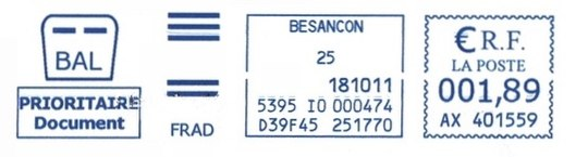 France stamp type DB13 2018.jpg