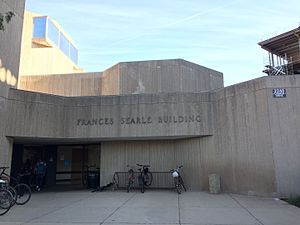 Northwestern University School of Communication - Frances Searle Building