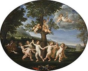 Tanz der Amoretten