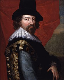 Retrato de Sir Francis Bacon