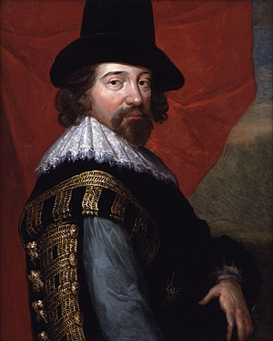 Philosophy of technology - Sir Francis Bacon