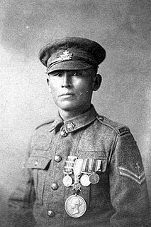 Francis Pegahmagabow Canadian First Nations soldier, politician and activist