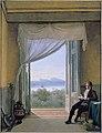 Franz Ludwig Catel - Schinkel in Neapel (Alte Nationalgalerie)FXD.jpg