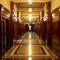 Freemasons' Hall, London - corridor.jpg