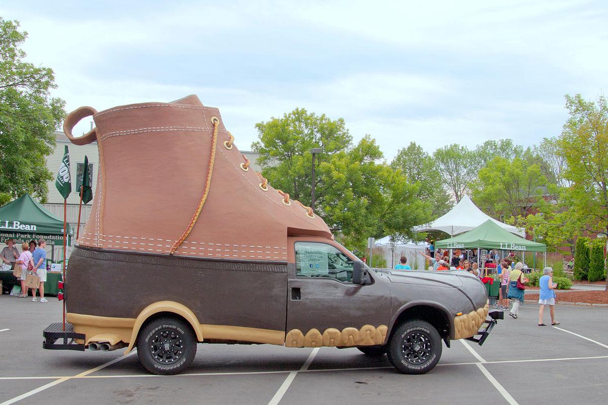 Ford Super Duty >> Bootmobile - Wikipedia