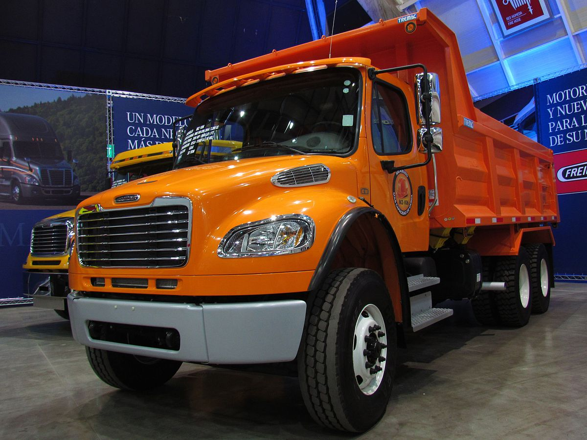Commercial Vehicle Definition >> Truck Wikipedia