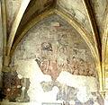 Freistadt Pfarrkirche - Fresko 1 Kreuzigung.jpg