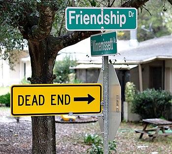 Corner of Friendship Dr. and E. Winnemissett A...