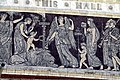 Frieze on the Royal Albert Hall in London, spring 2013 (11).JPG