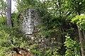 Frohnberg - Ruine, Mauerrest (1).jpg