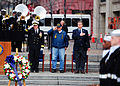 From left, U.S. Navy Rear Adm. Patrick J. Lorge, the commandant of Naval District Washington; Frank Yanick, a Pearl Harbor survivor; and Paul Stillwell, a retired Navy Reserve commander, salute during 121207-N-KV696-220.jpg