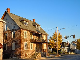 Souderton, Pennsylvania - Souderton  Historic District
