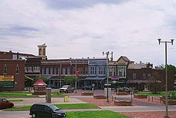 Downtown Fort Scott (2006)