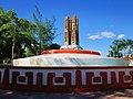 Fuente del Parque de los Caimanes, Chetumal, Q. Roo. - panoramio.jpg