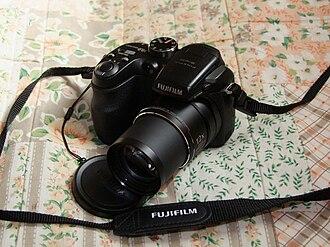 Fujifilm FinePix S1500 - Fujifilm Finepix S1500