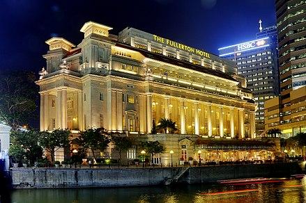 fullerton hotel singapore sentosa