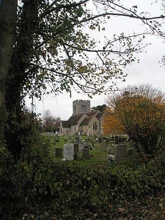 Funtington - Image: Funtington Church