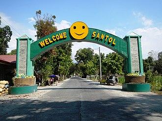 Santol, La Union - Image: Fvf Santol LU3705 09