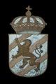 Göta vapen med lejon, 1660 - Livrustkammaren - 108734.tif