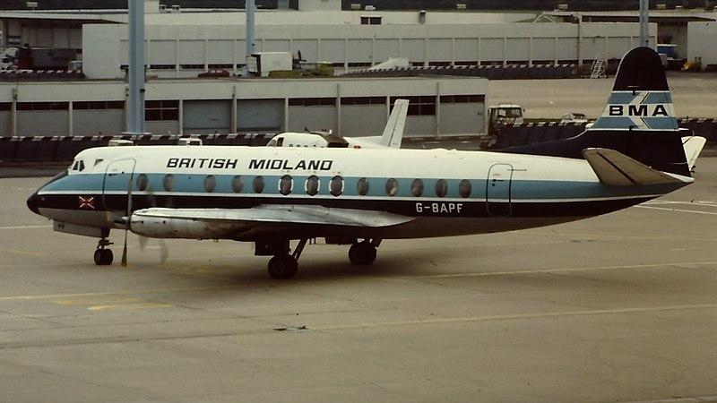 British Midland International  HowlingPixel