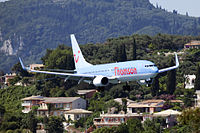 G-TAWA - B738 - TUI Airways