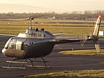 G-XXBH Bell Jet Ranger 206 Helicopter (31328070750).jpg