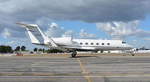 Gulfstream IV - Gulfstream G450