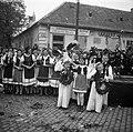 Galánta (Galanta), Szlovákia 1938. A magyar csapatok bevonulása idején. Fortepan 55831.jpg