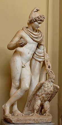 Ebe, coppiera degli dei 220px-Ganymede_eagle_Chiaramonti_Inv1376